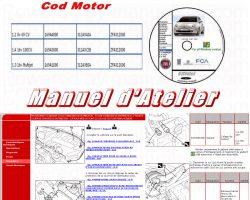 Manuel Atelier Revue Technique FIAT 500