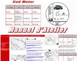 Manuel Atelier Revue Technique ALFA ROMEO GT