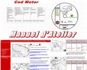 Manuel Atelier Revue Technique Fiat Multipla 1 Série