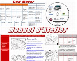 Manuel Atelier Revue Technique FIAT MULTIPLA 2 Série