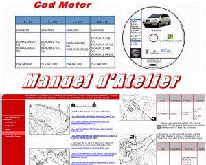 Manuel Atelier Revue Technique Lancia Ypsilon