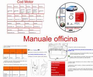 ALFA ROMEO 166 Manuale officina riparazione manutenzione eLEARN