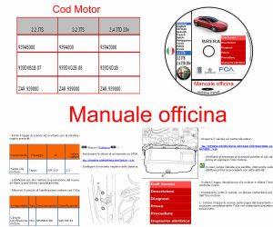 ALFA ROMEO BRERA Manuale officina riparazione