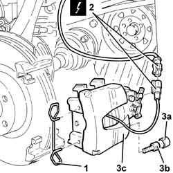 Alfa Romeo GT sostituzione pastiglie dischi freno