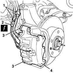 FIAT DUCATO X 244 sostituzione pastiglie dischi freno