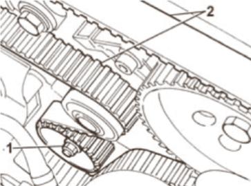 FIAT Stilo 1.9 JTD 16v come sostituire cinghia distribuzione