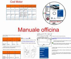 FIAT CROMA Manuale officina riparazione manutenzione