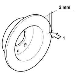 Fiat Ducato X250 sostituzione pastiglie dischi freno