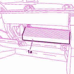 sostituire filtro antipolline Fiat Ducato X250