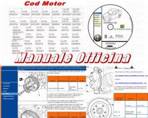 ALFA ROMEO 156 Manuale officina riparazione e manutenzione