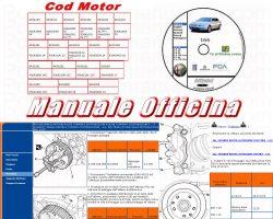 ALFA ROMEO 166 Manuale officina riparazione