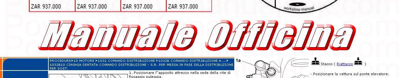 ALFA ROMEO GT Manuale officina riparazione