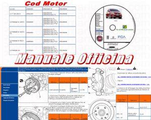 Manuale officina riparazione FIAT BRAVO