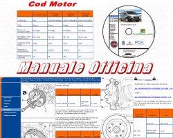 FIAT DUCATO X 250 Manuale officina riparazione manutenzione