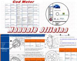 Manuale officina riparazione FIAT GRANDE PUNTO