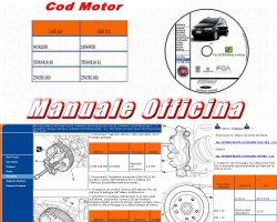 FIAT IDEA Manuale officina riparazione