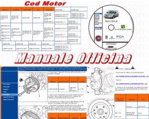 FIAT MULTIPLA 2 SERIE Manuale officina riparazione