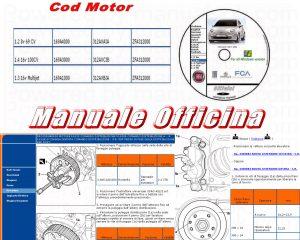 FIAT New 500 Manuale officina riparazione