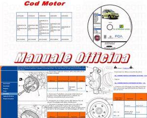 FIAT PANDA Manuale officina riparazione