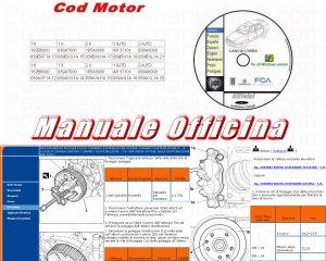 Manuale officina riparazione Lancia Lybra