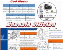 Manuale officina riparazione manutenzione Lancia THESIS