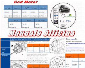 Manuale officina riparazione Lancia THESIS