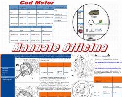 Manuale officina riparazione Lancia Phedra