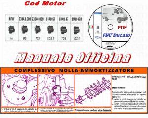manuale officina Fiat Ducato 230 in pdf