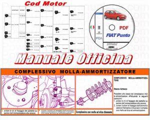 manuale officina Fiat Punto 176 in pdf