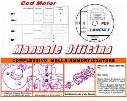 Manuale officina Lancia Y 840 in PDF